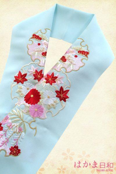 正絹 豪華刺繍