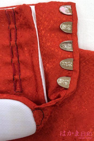 5枚コハゼ本格足袋です
